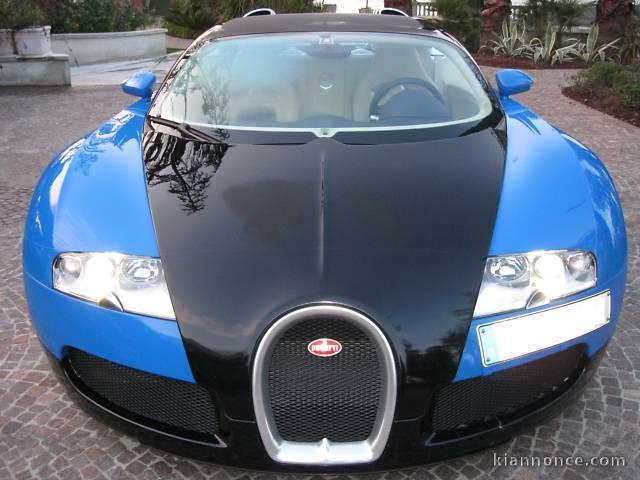 bugatti veyron autonova a vendre chantilly vehicules voitures. Black Bedroom Furniture Sets. Home Design Ideas