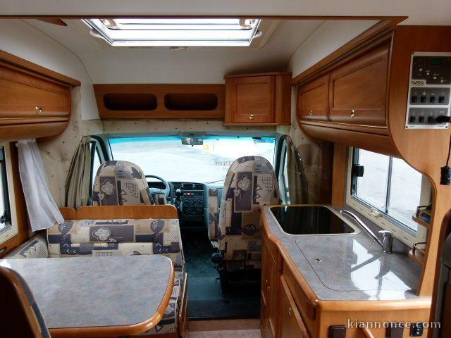 camping car rapido 773 f a vendre nanterre vehicules autres v hicules. Black Bedroom Furniture Sets. Home Design Ideas