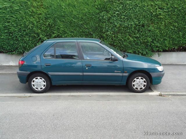 peugeot 306 equinoxe 1 4l a vendre besan on vehicules voitures