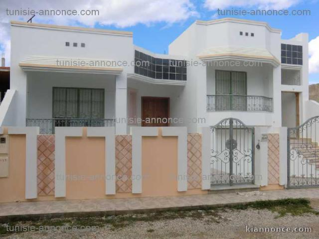 Belle villa k libia a vendre tunisie immobilier for Annonce maison tunisie