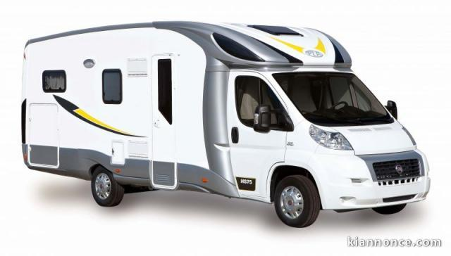 camping car profil lit jumeaux grande soute neuf a vendre narbonne vehicules autres v hicules. Black Bedroom Furniture Sets. Home Design Ideas