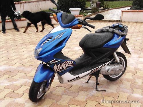 scooter nitro mbk ann e 2007 50 cc 5100km a vendre arcachon vehicules deux roues. Black Bedroom Furniture Sets. Home Design Ideas