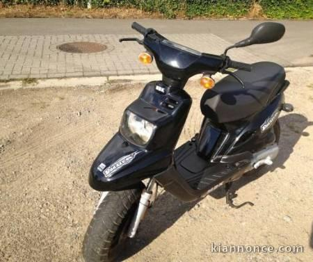 scooter mbk spirit booster a vendre nancy vehicules deux roues. Black Bedroom Furniture Sets. Home Design Ideas