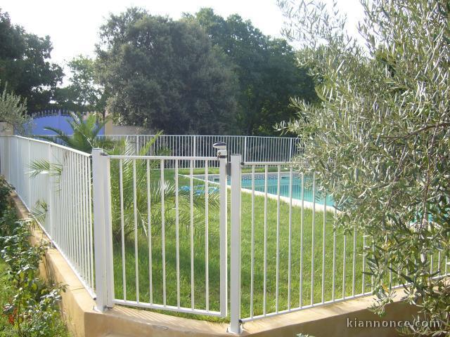 Portillon piscine verseau homologu certifi lne a vendre for Portillon piscine