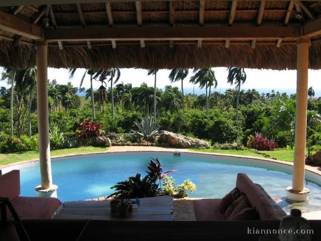 Villa Bali Vue Sur Mer 180 A Vendre A Republique Dominicaine Immobilier Maisons