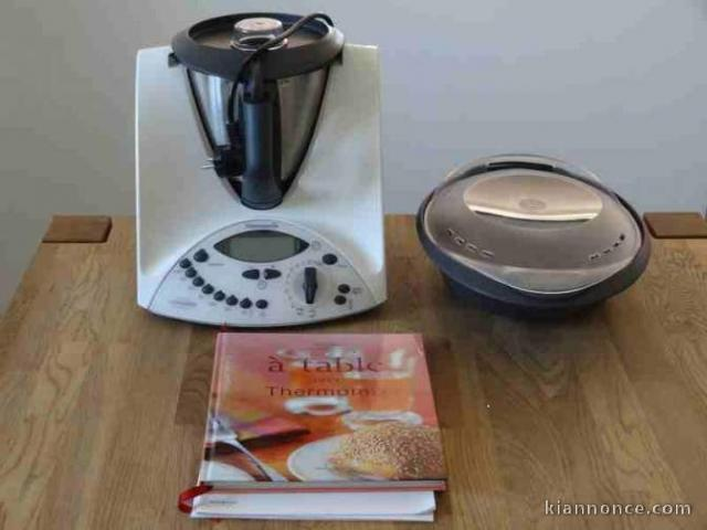 thermomix tm31 avec accessoires a vendre dax maison. Black Bedroom Furniture Sets. Home Design Ideas