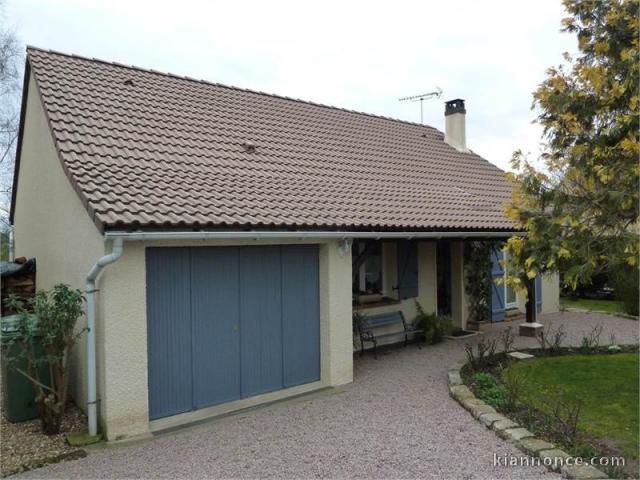 Location maison 4 pi ces 110 m dreux 28100 a vendre for Location garage dreux